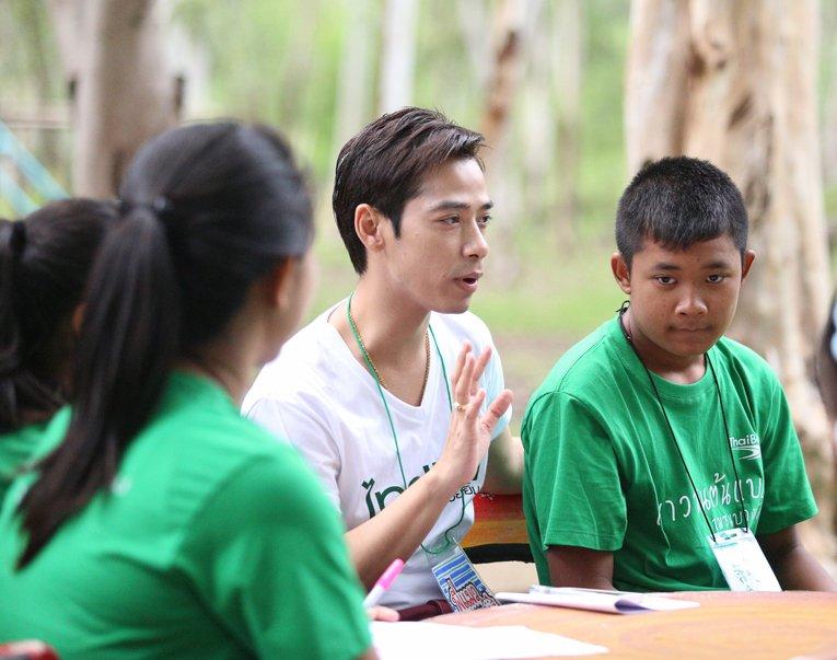 การพัฒนาชุมชนผ่านการมีส่วนร่วมของเยาวชน: บางคูวัดโมเดล 2