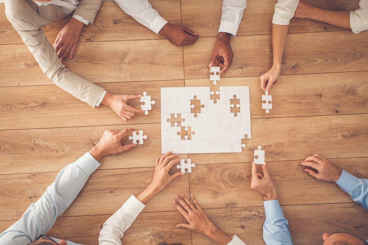 Meeting Business Meeting Teamwork Business