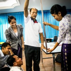BCILL: Building Capability For ICT-Enabled Learning in Laos