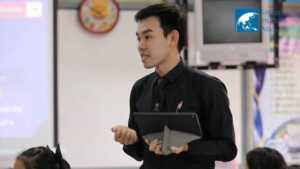 ค่ายสะเต็มศึกษาเพิ่มพูนทักษะนักเรียนและครู 1