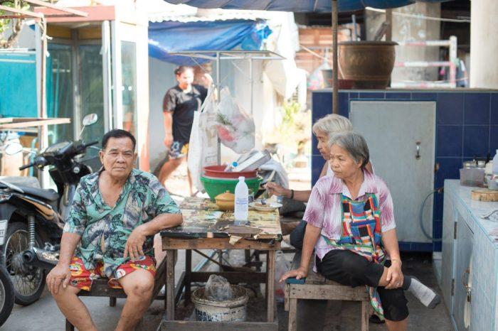 Healthy community klong toey