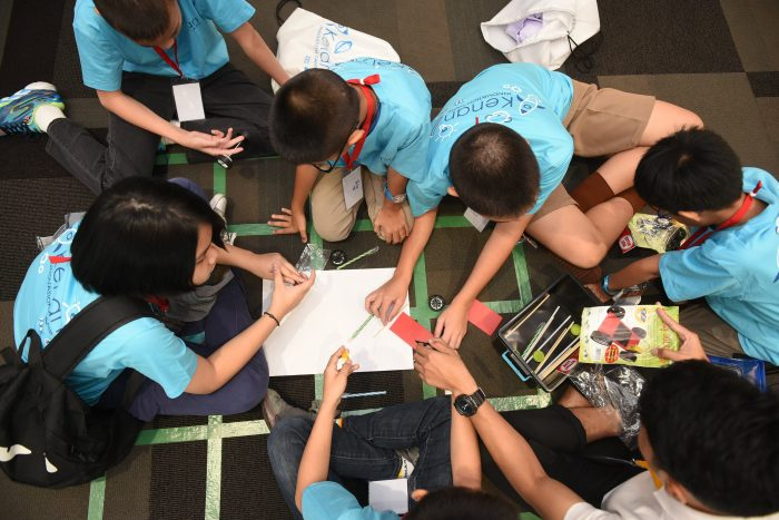 Innovation stem camp education
