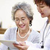 aging trend, aging society