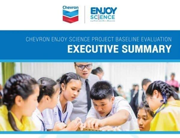 Exective Summary Enjoy Science 2