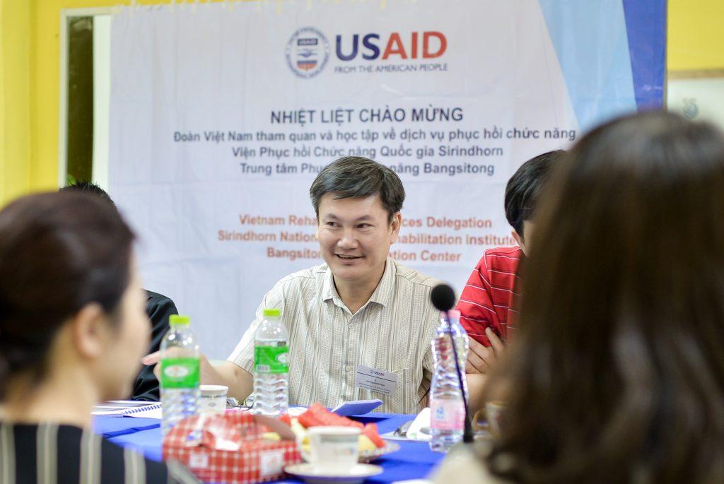 Vietnam disability study
