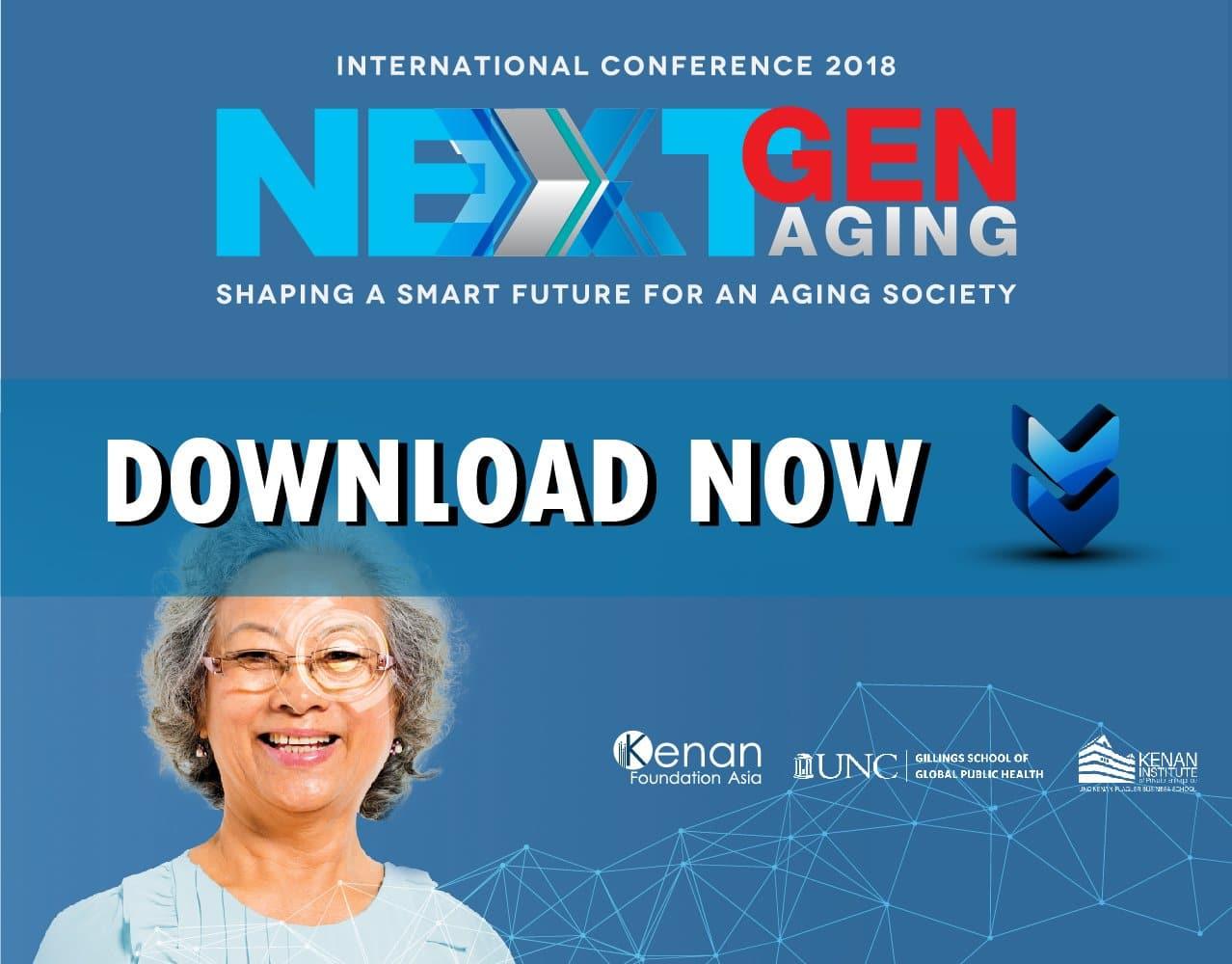 NextGen Aging Conference 2018 booklet 1