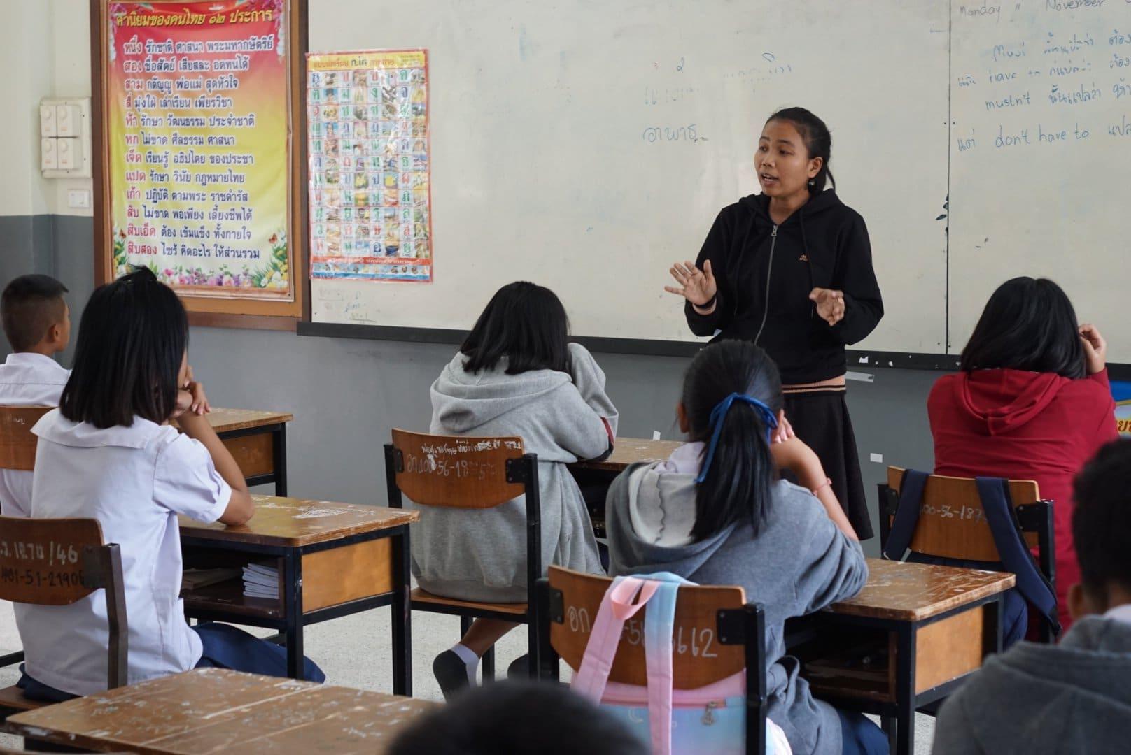 A Journey to Khon Kaen (Part 1): A Khon Kaen school pilots a new data-driven tool to help improve teaching and learning 1