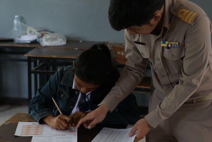 Thai teacher stem education