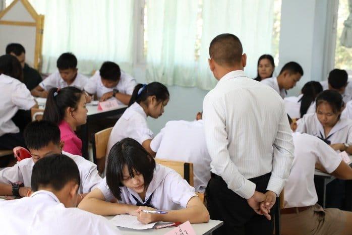Thailand students