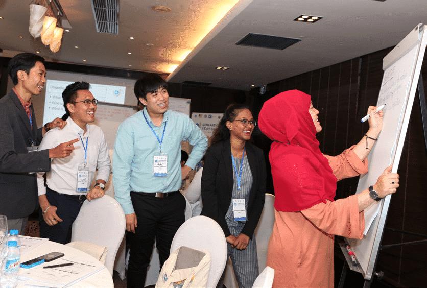 """YSEALI """"FuturePreneur"""" Economic Empowerment Regional Workshop"""
