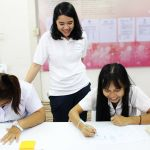 Youth worker community thailand